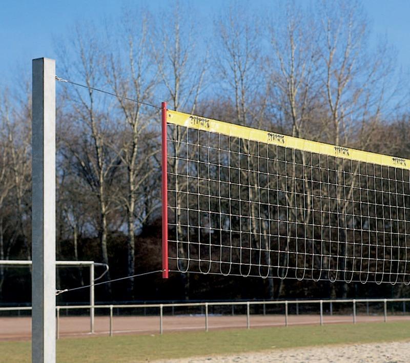 'Unbreakable' volleybalpalen openbare ruimte