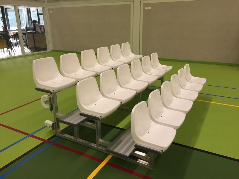 stoelen voor tribunes