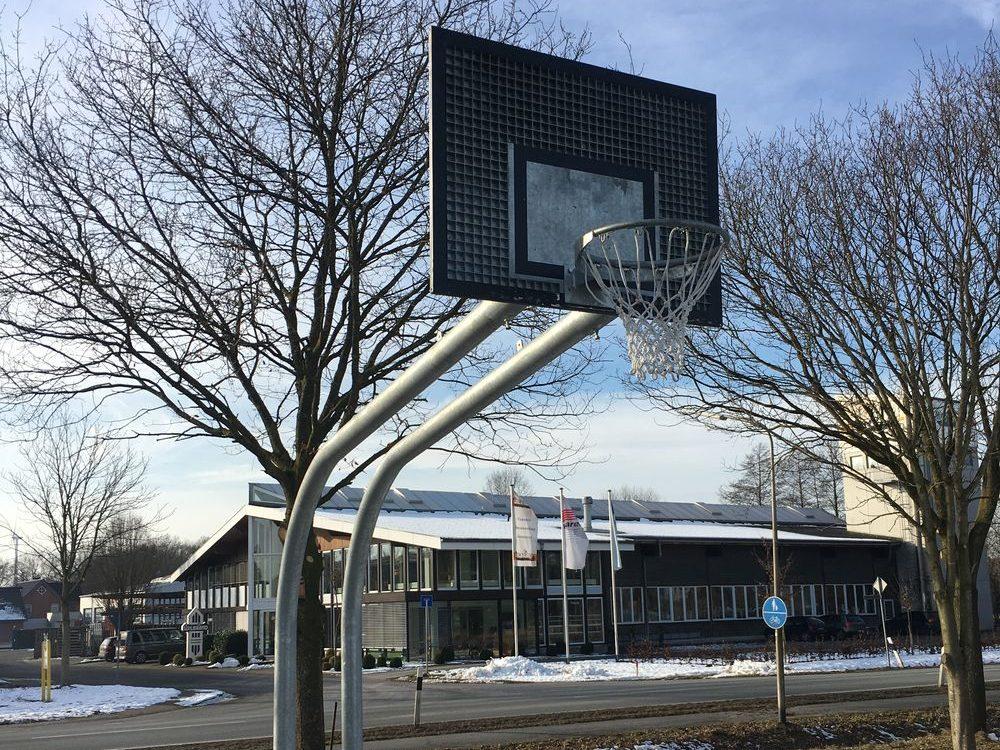 streetballpaal