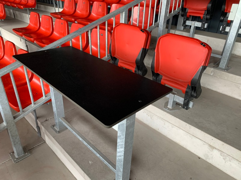 Almere City dug-outs (22)