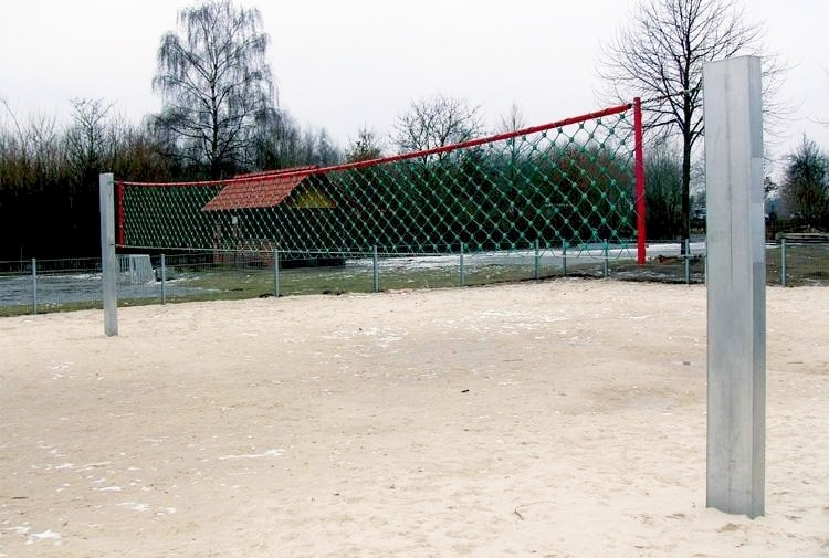 Anti-vandalen volleybalpalen Hercules (3)