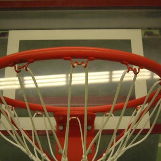 Basketbalnet - 6 mm PA