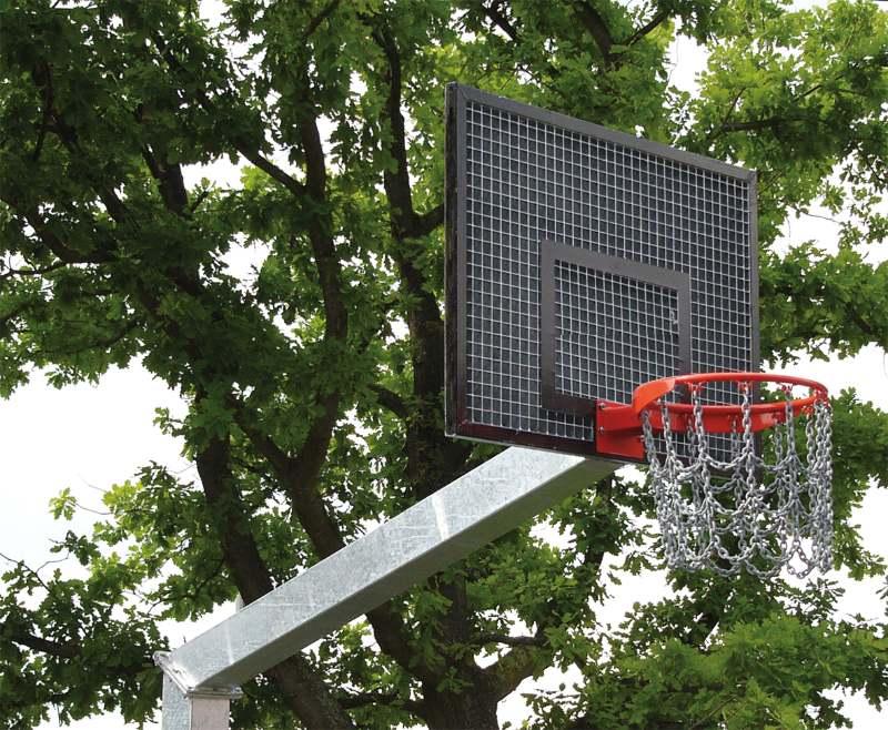 Basketbalpaal unbreakable strong