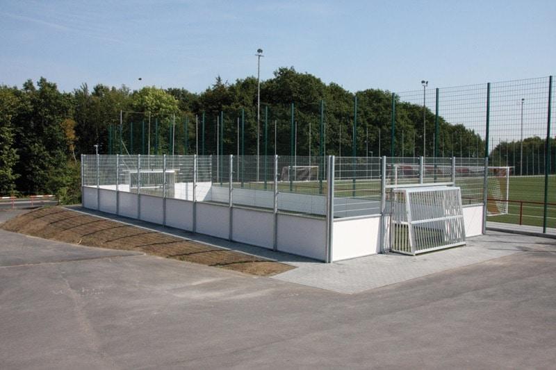 Boarding / soccercourt 'Comfort'