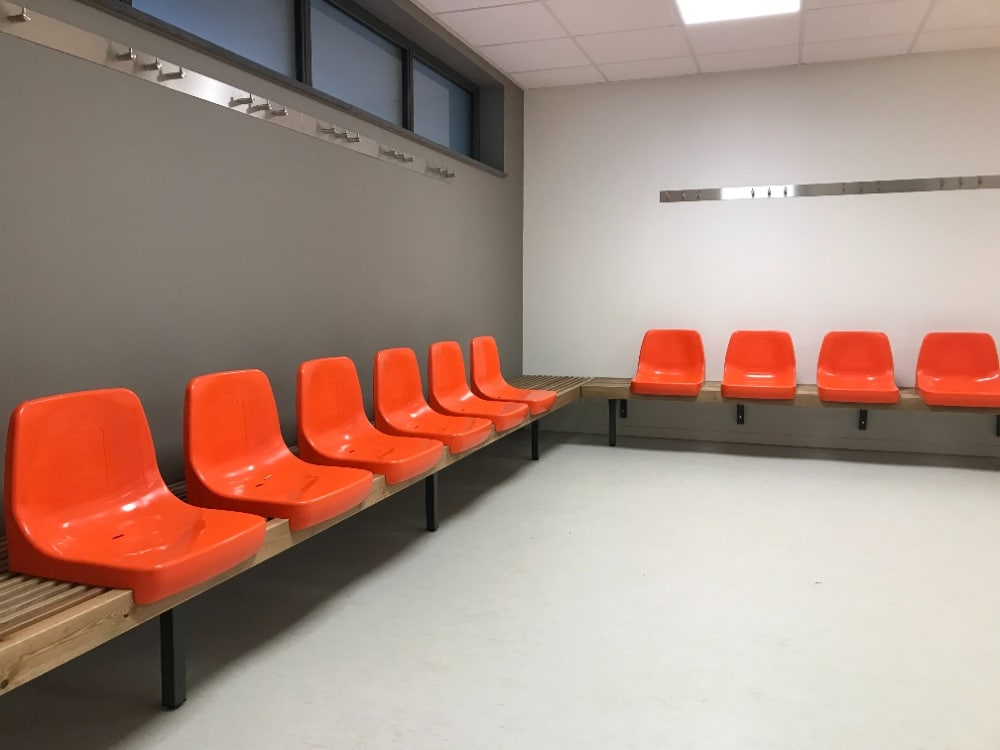 CRM stadionstoel tribunestoel Wagener Stadion