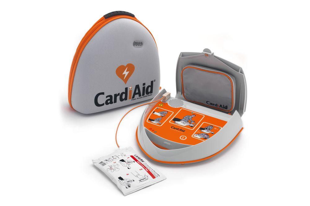 cardi aid AED defibrillator