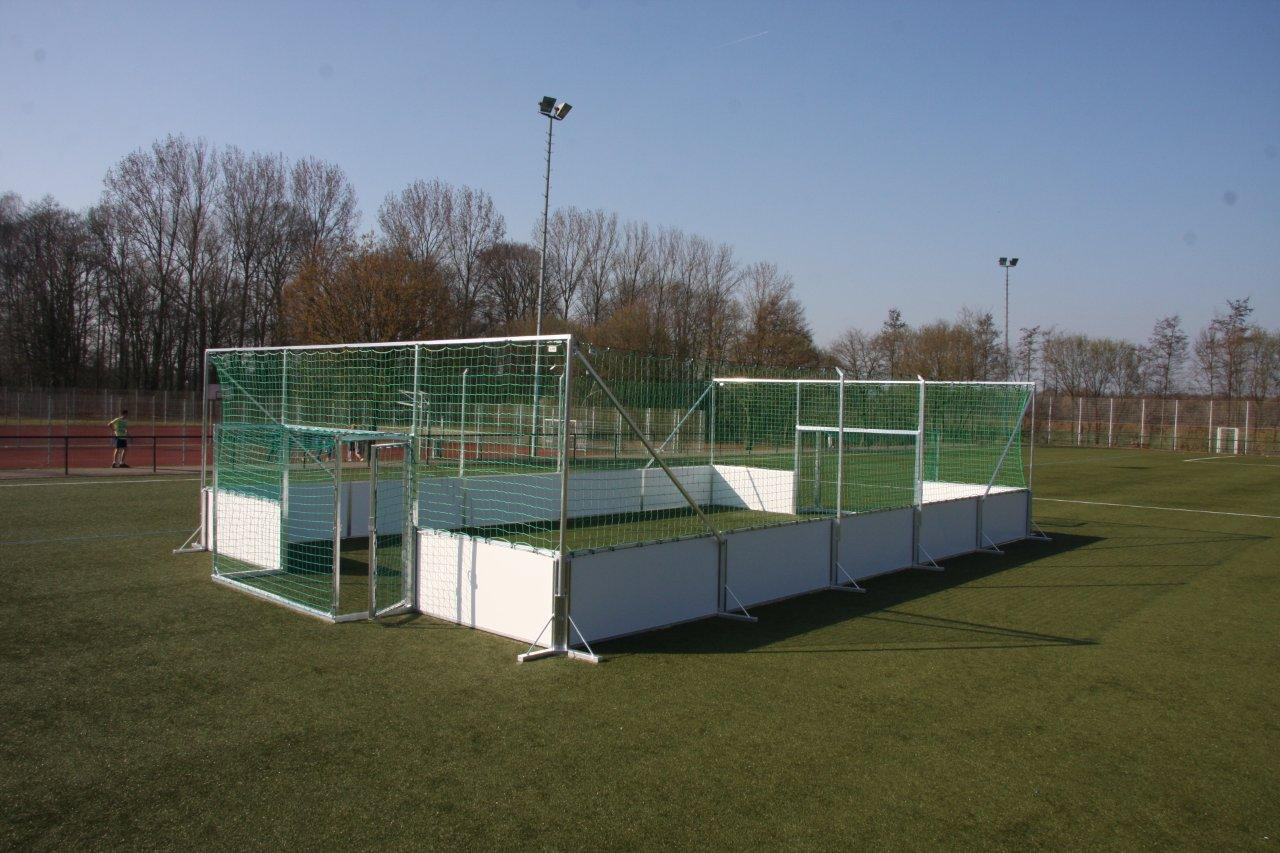 boarding soccercourt voetbalplein