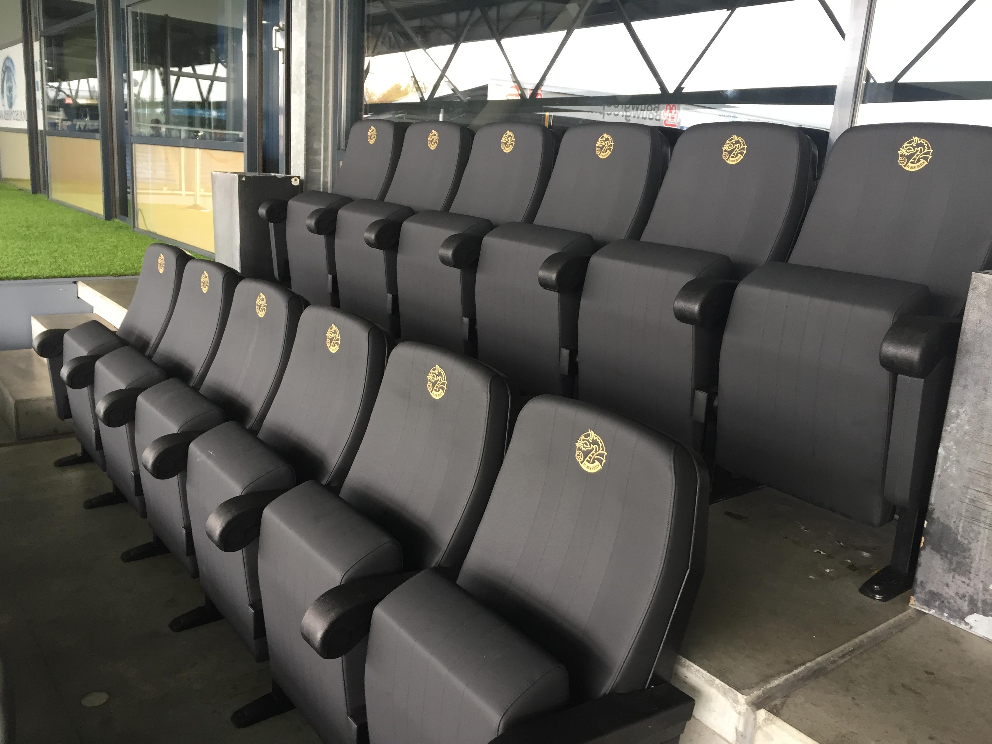 Business seats Den Bosch