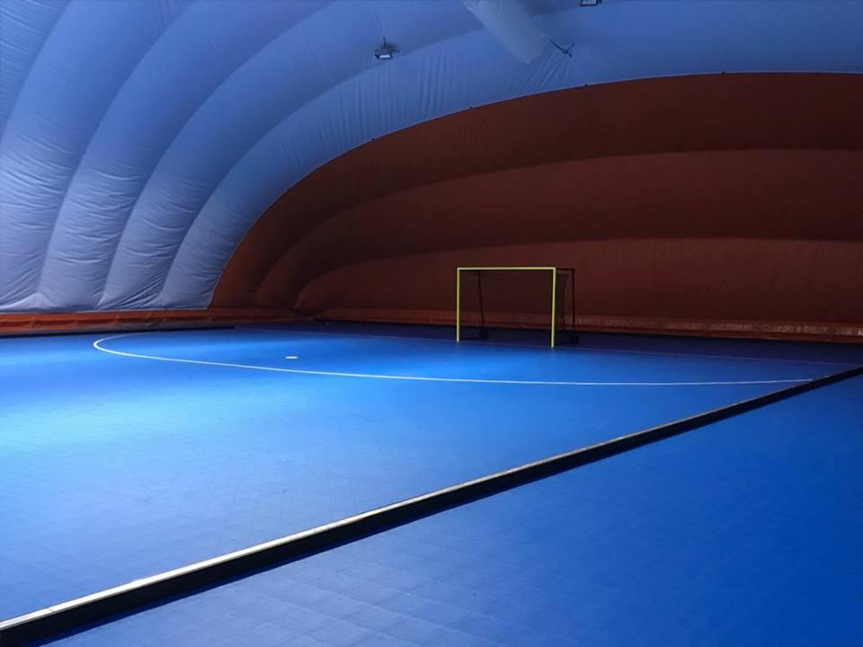 sportvloer voor zaalhockey