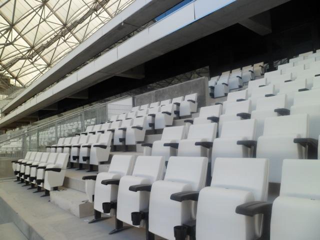 business seat bordeaux