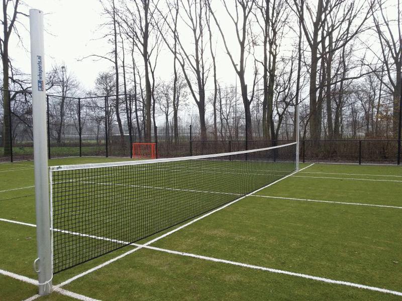 Multifunctionele volleybalpalen staal