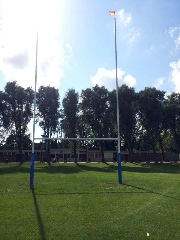 Rugbydoel 12 meter
