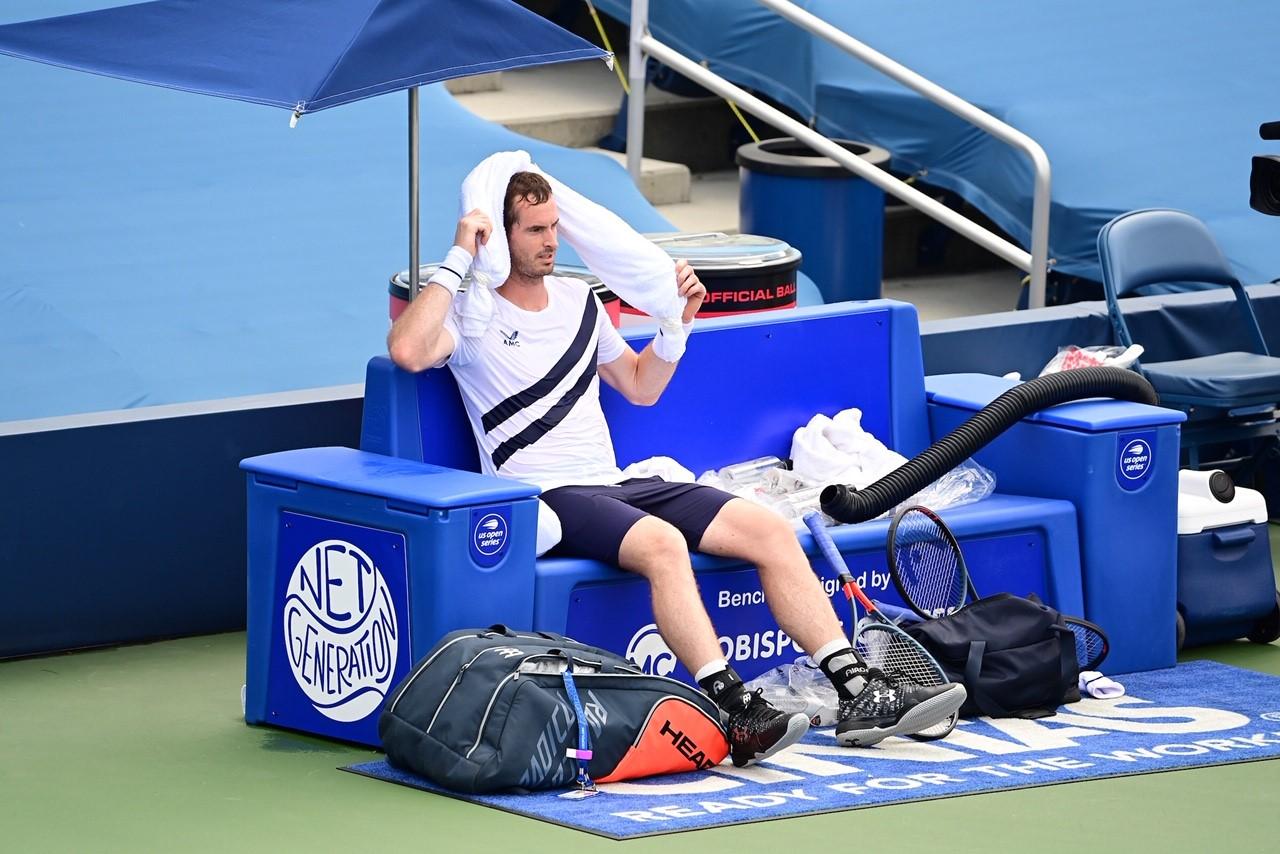 Sportbank Andy Murray Open Serie Tour