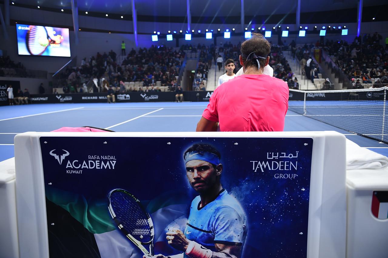 Sportbank Rafael Nadal Koweit