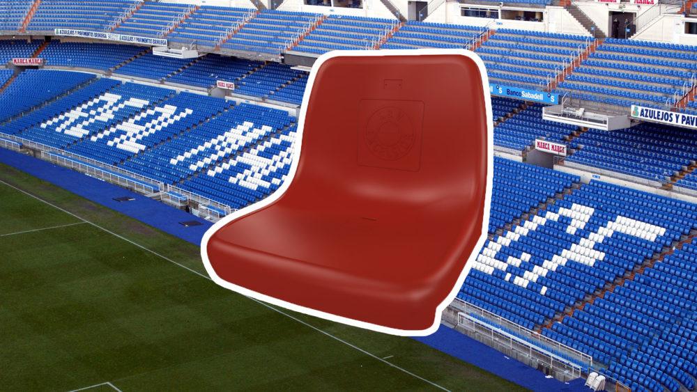 Stadionstoel CRM