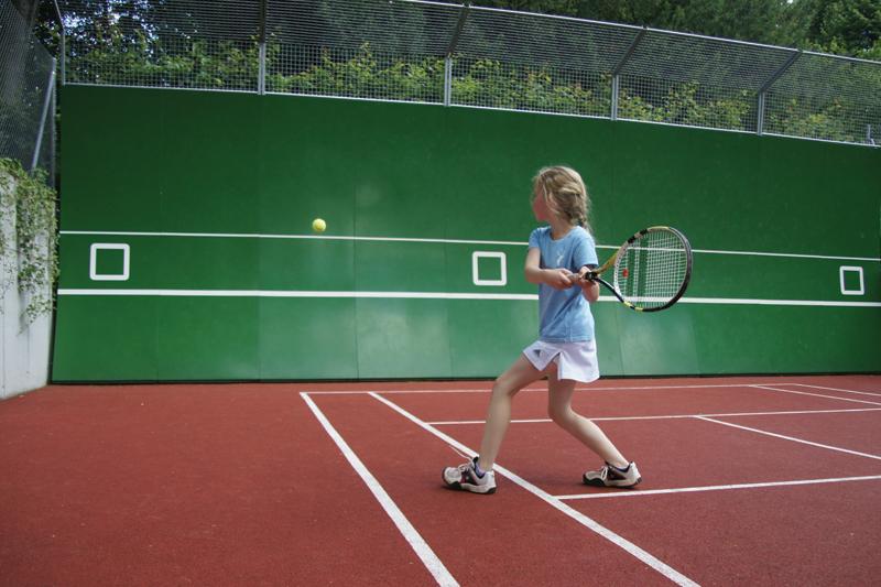 Tennismuur