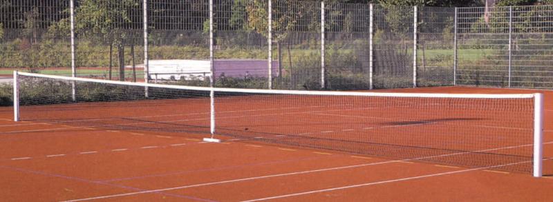 tennispaal vierkantprofiel
