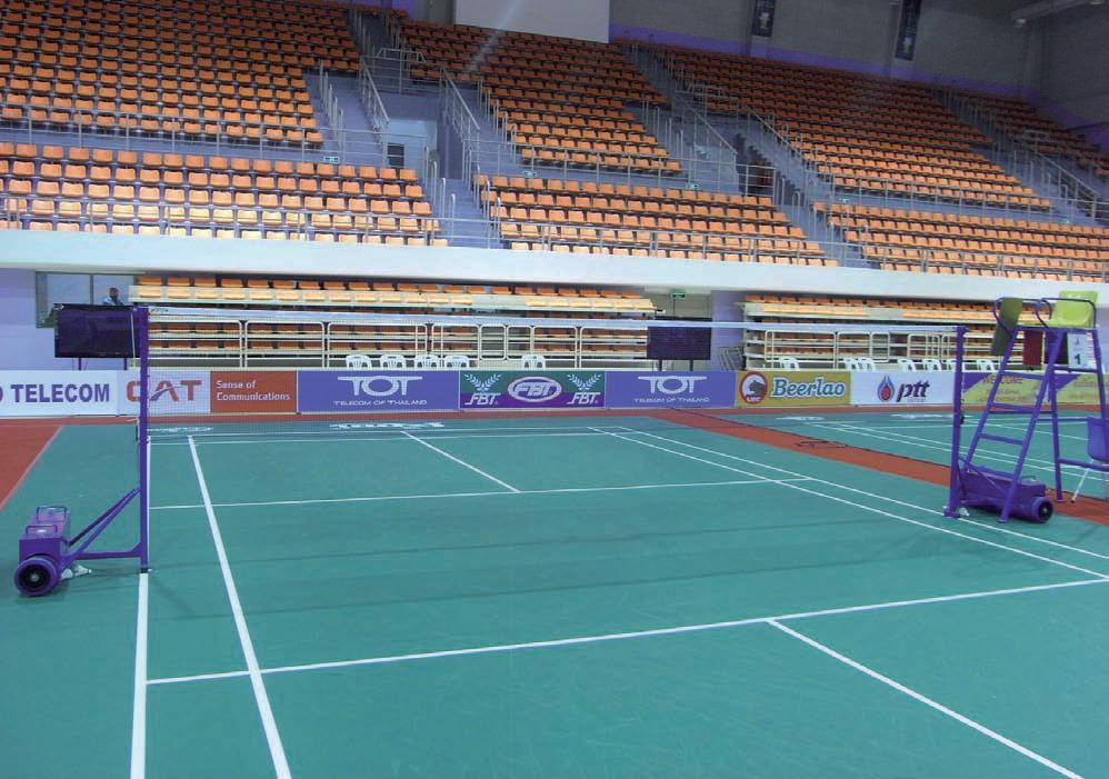badmintonnetten