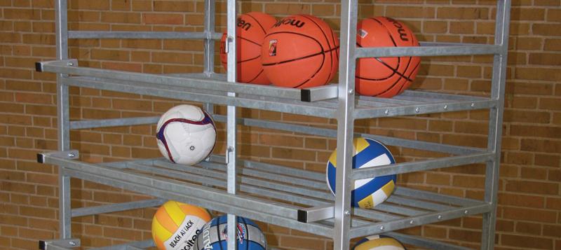 Ballen- en materiaalwagens
