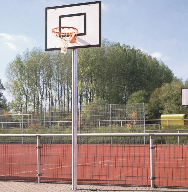 basketbalinstallatie basketbalpaal basketbalbord basketbalring