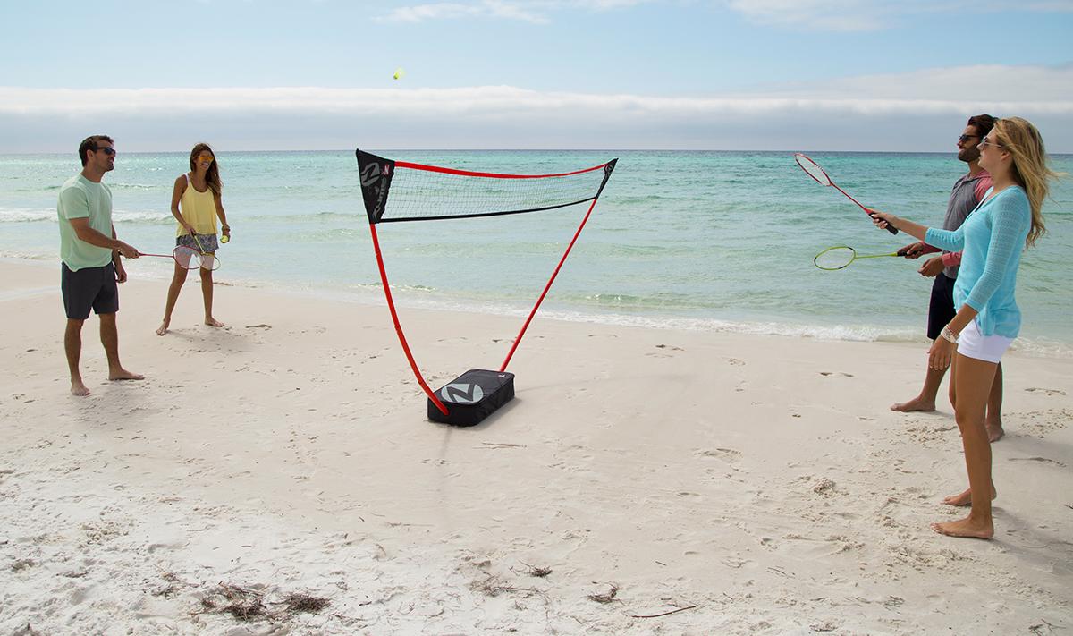 Beachbadminton