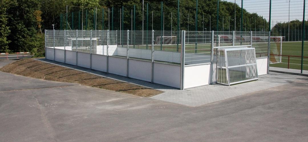 Boarding en soccercourts