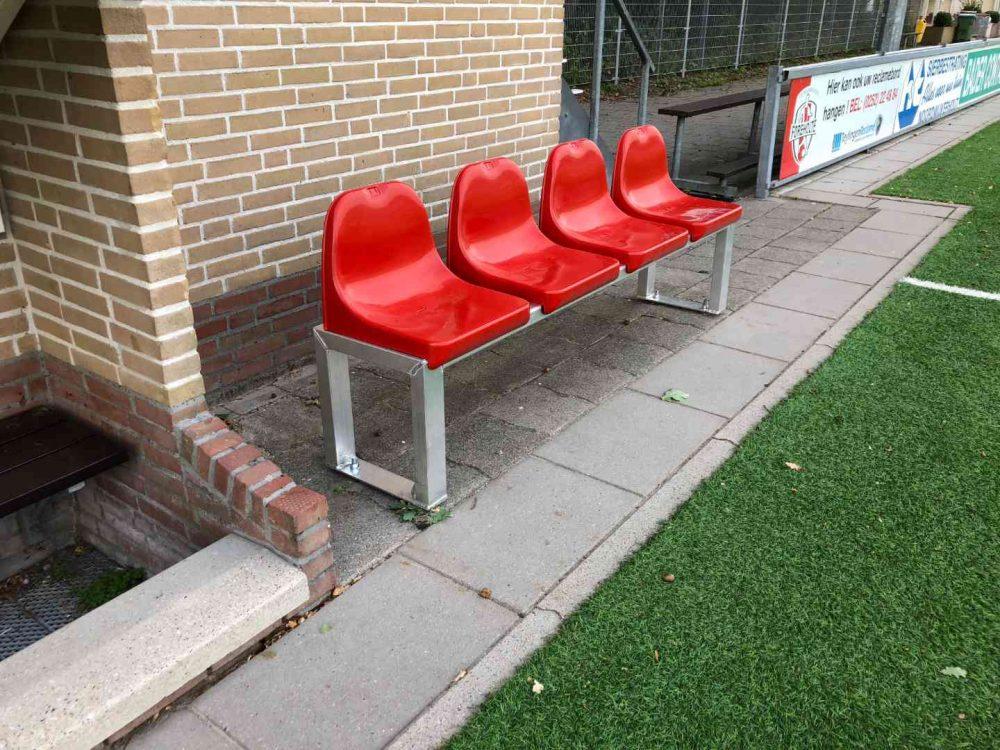 mobiele zitbanken