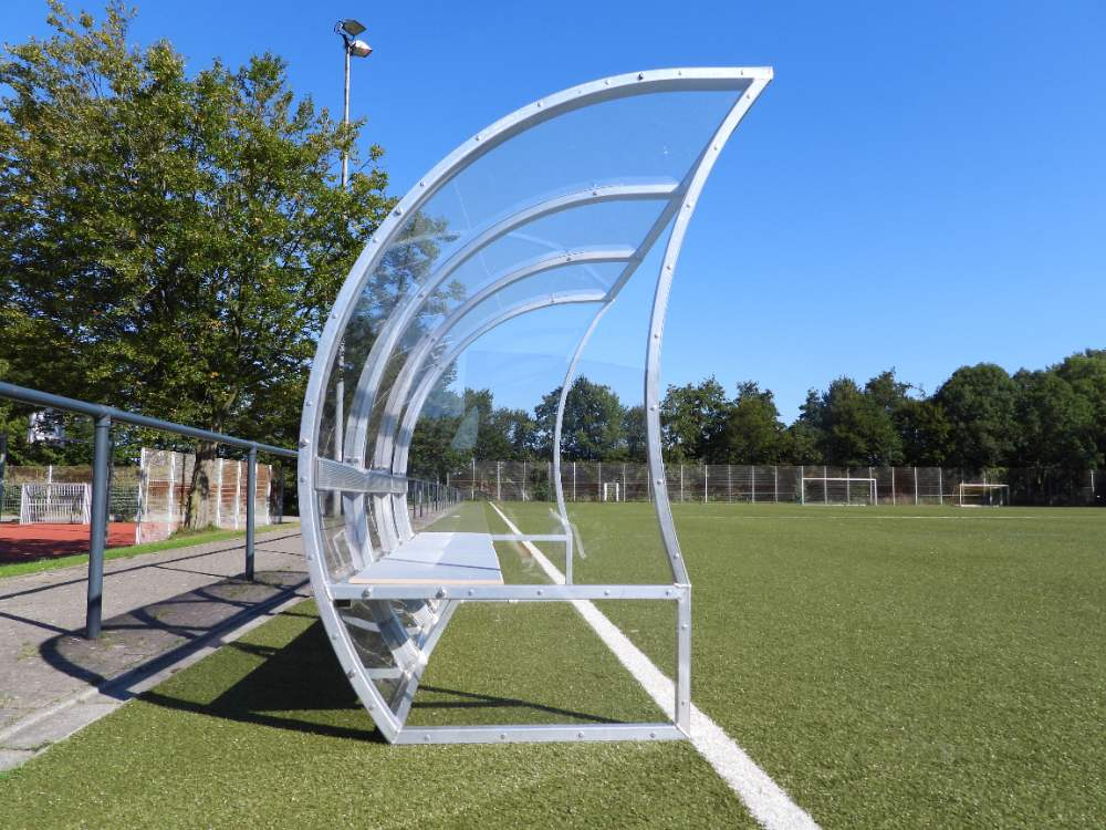 modulaire dug-out