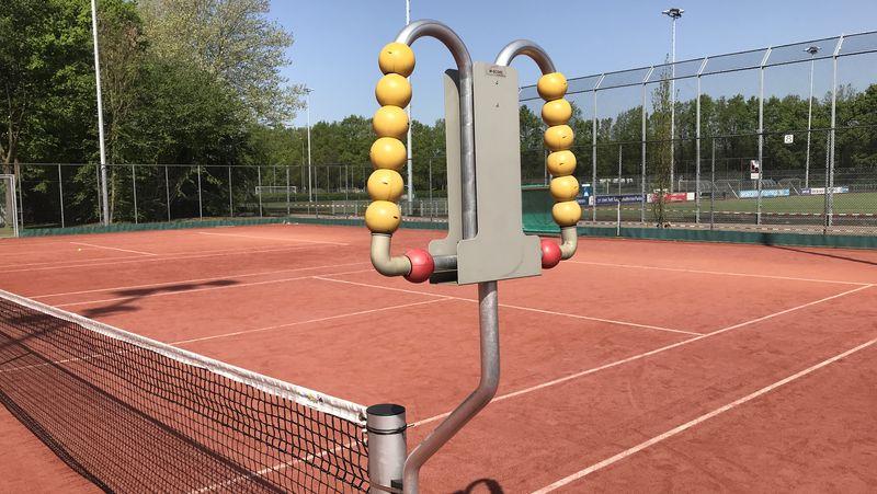 Tennis scorebord