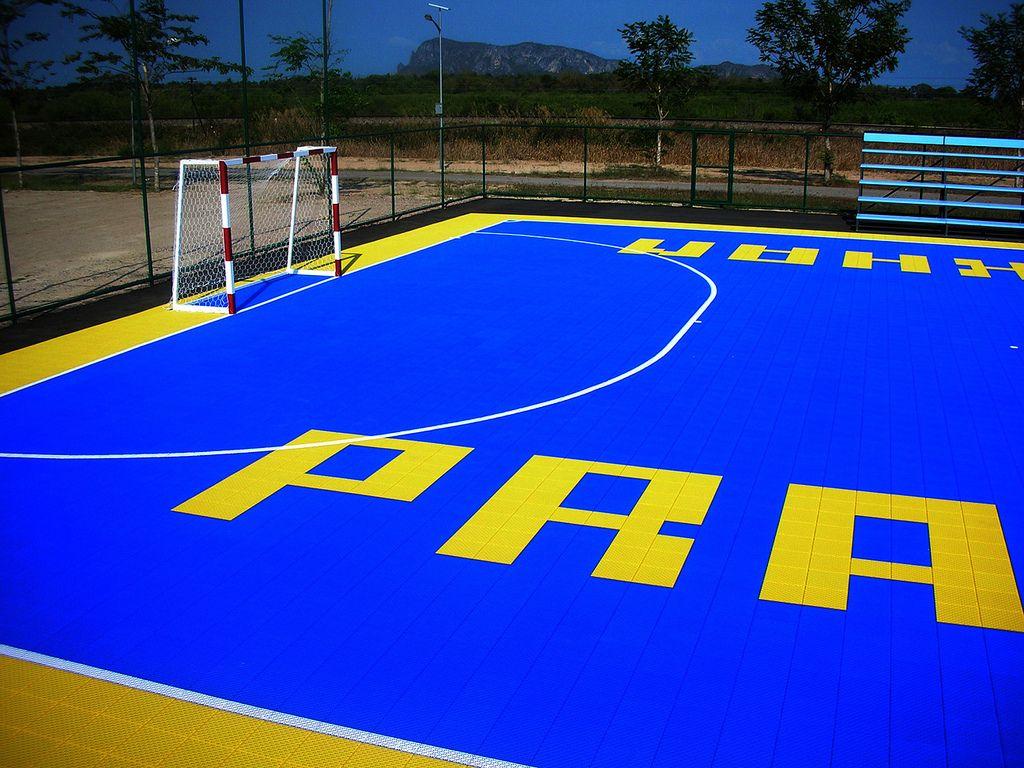 sportvloer voor handbal