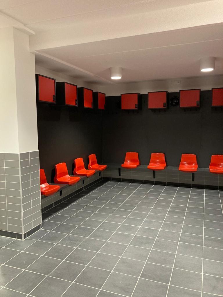 stadionstoel tribunestoel CR5 AFC Amsterdam