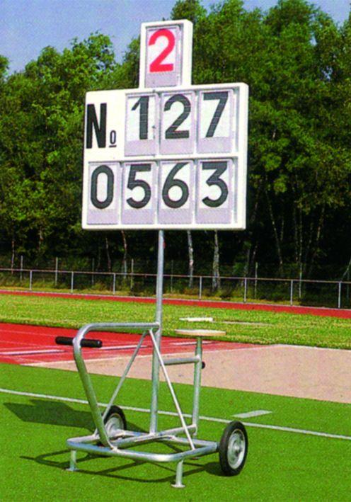 verrijdbaar scorebord