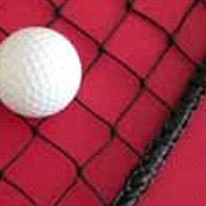 Volleybal oefennet