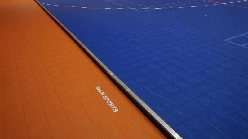 Zaalhockey - Indoor modulaire sportvloer