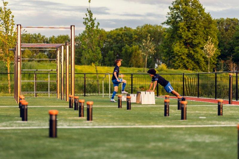 SmartGoals Urban SkillCourt - innovatieprijswinnaar sportaccomodatie