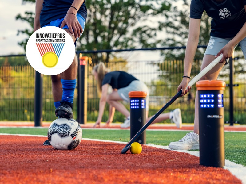 SmartGoals Urban SkillCourt - innovatieprijswinnaar