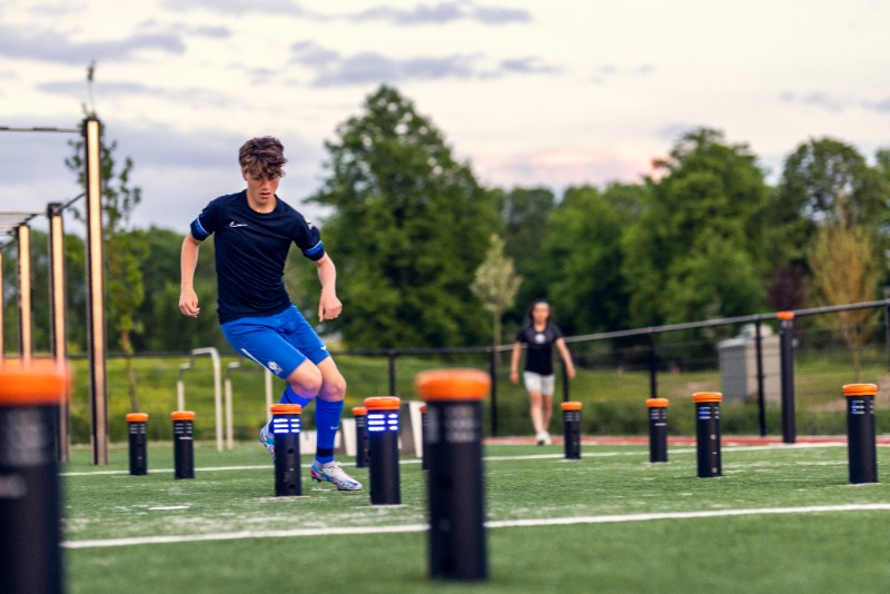 SmartGoals Urban Skillcourt - Innovatieprijs sportaccommodaties 2