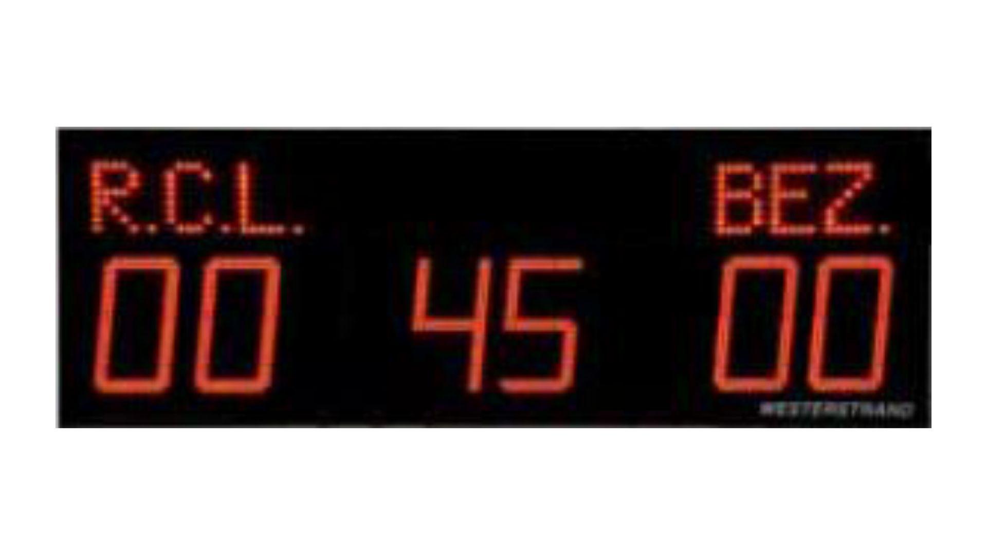 digitaal scorebord digits