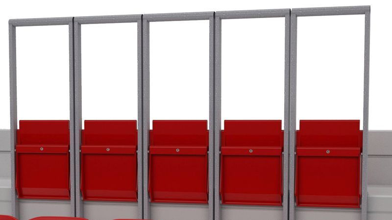 safe standing railseat