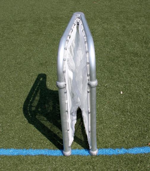 inklapbaar minidoel opvouwbaar voetbaldoeltje (1)
