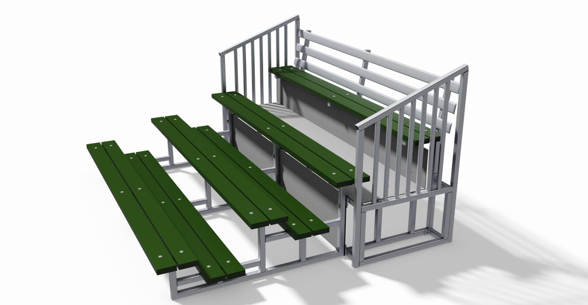 greenmatter tribune grandstand recycled 46SAM26GM (2)
