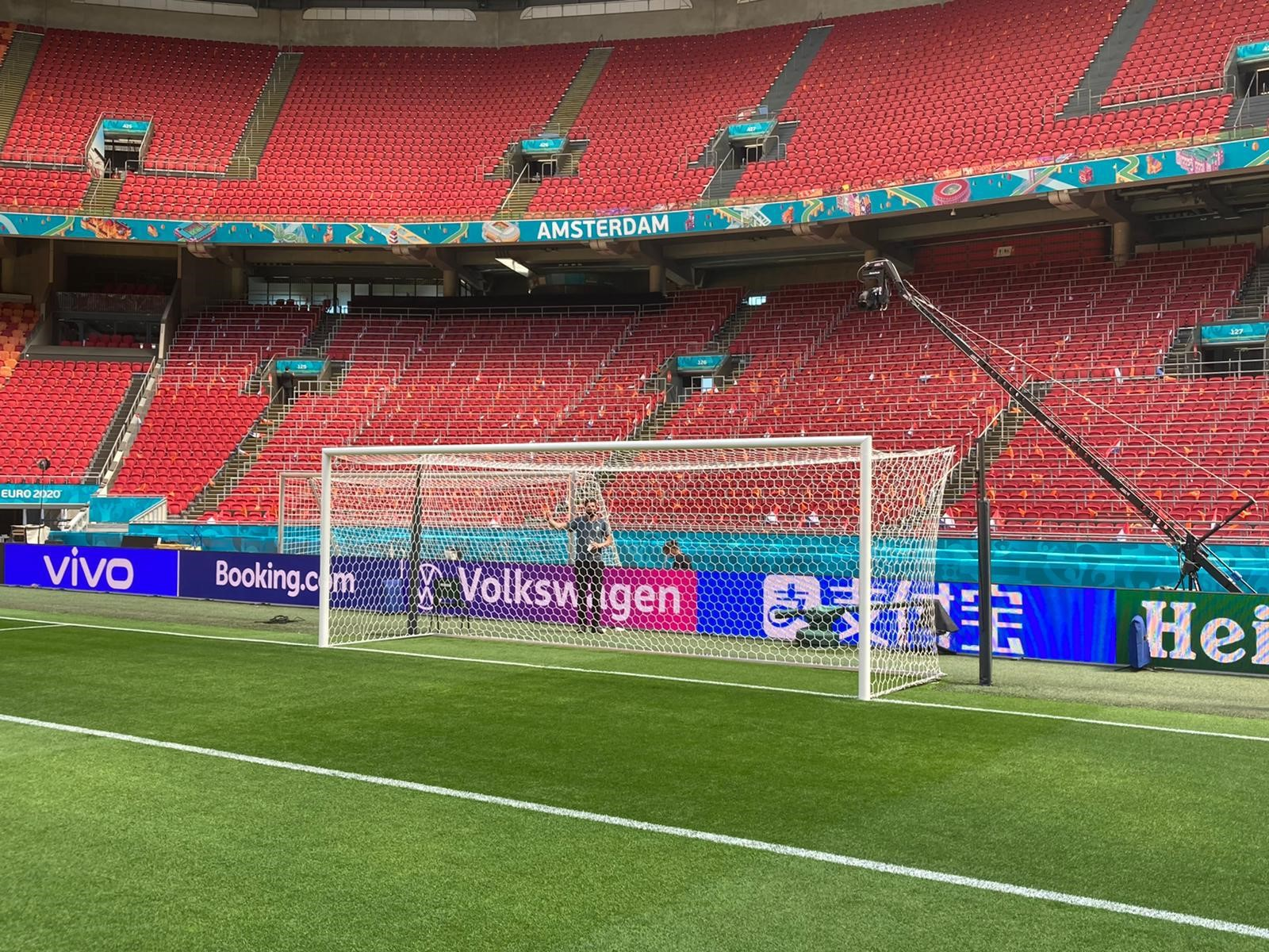 Doelen Johan Cruyff Arena