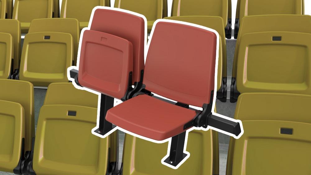 stadionstoel tribunestoel Sittem