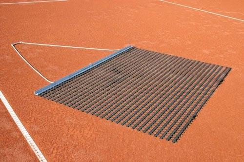 Tennis sleepnet dubbel