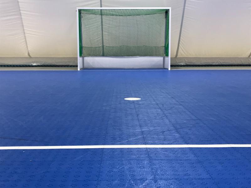 Zaalhockeydoel 3